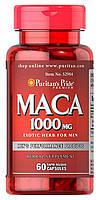 Адаптоген Puritan`s Pride - Maca 1000 мг (60 капсул)