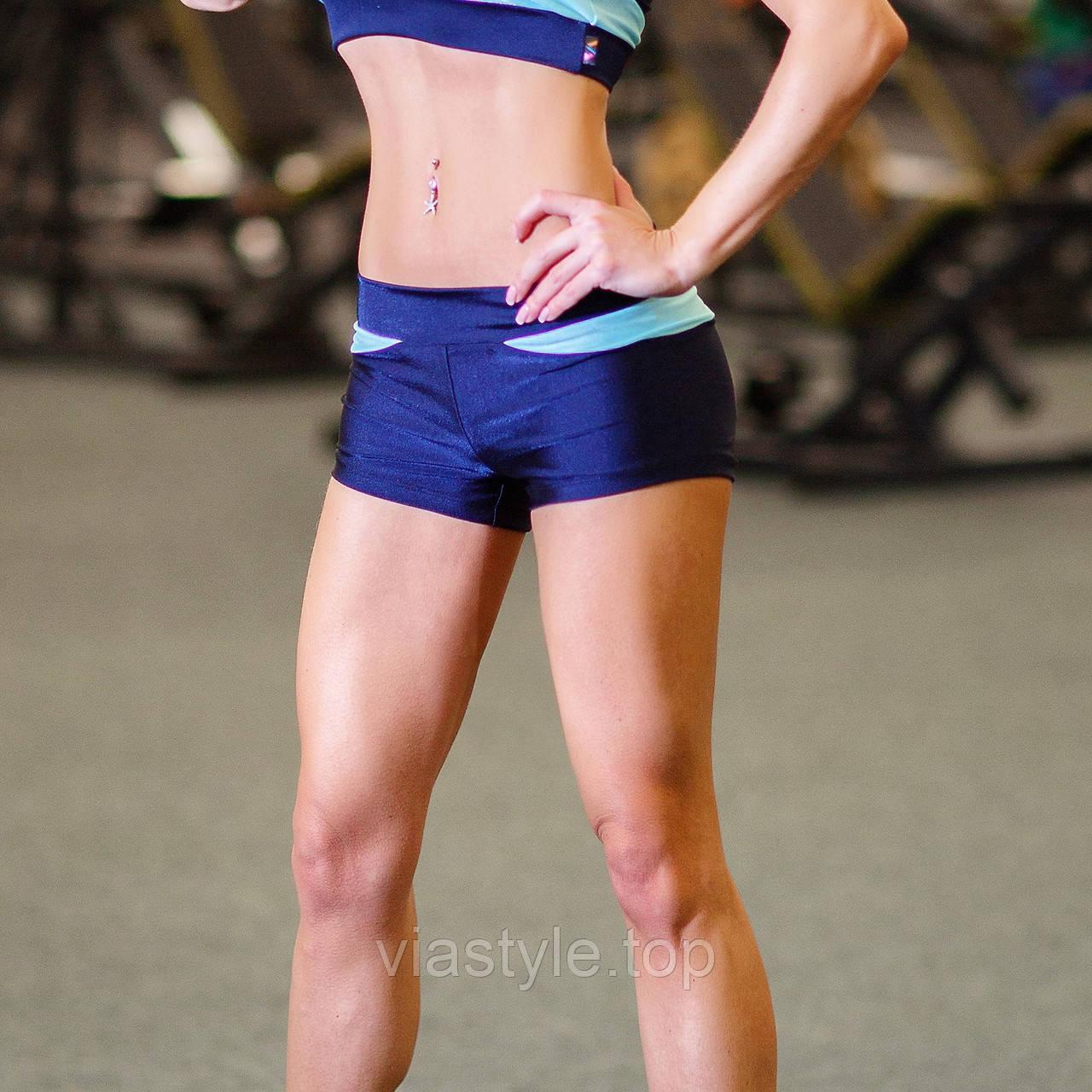 Шорты VIA Fit для занятий pole dance и фитнесом