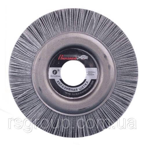 Щетка полимерно абразивная 150 мм под болгарку
