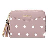 Жіночий гаманець BAELLERRY Ladies Short клатч Фіолетовий (SUN2835)