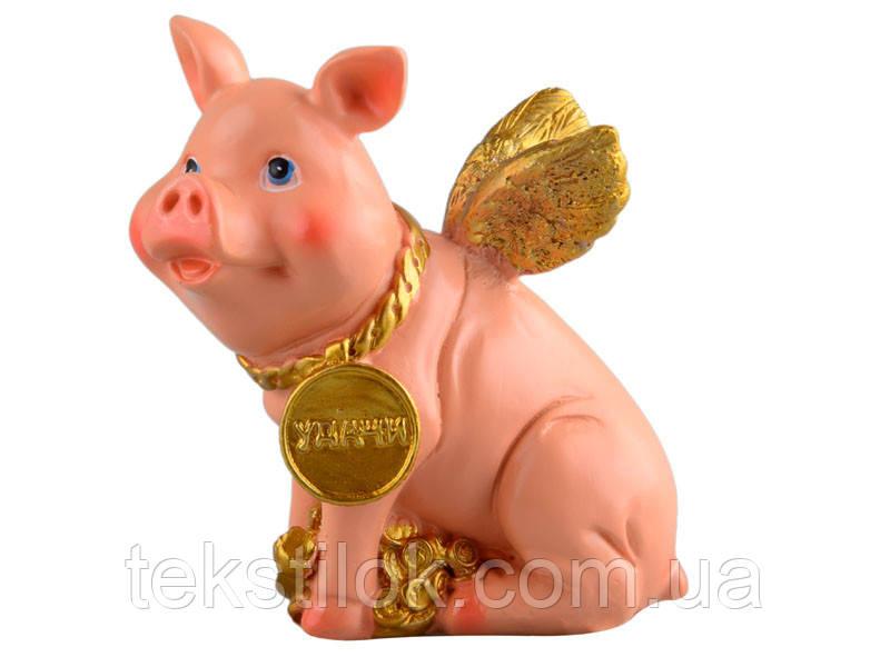 Рожева свинка