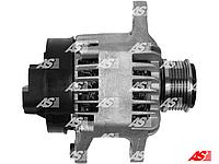 Генератор (новый) для Fiat Doblo 1.9 Diesel. 90 Ампер. Фиат Добло 1,9 дизель.