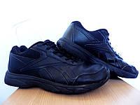 Мужские кроссовки Reebok 100% Оригинал р-р 41 (26,5 см)  (б/у,сток) original рибок чёрные, фото 1