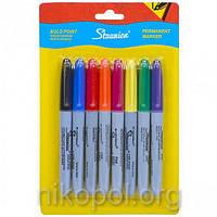 Набор цветных маркеров 95000 8 цветов
