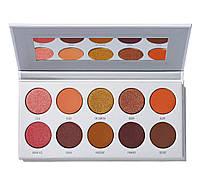 Палетка теней Morphe RingTheAlarm Eyeshadow Palette, фото 1