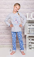 Детская пижама (штаны и кофта) Taro 1164-03 ELZA 92-116