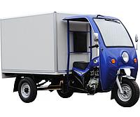 Трицикл бензиновый Геркулес Q1-CBT 200