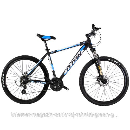 Велосипед Titan Indigo 27.5″, алюминиевая рама (Украина)