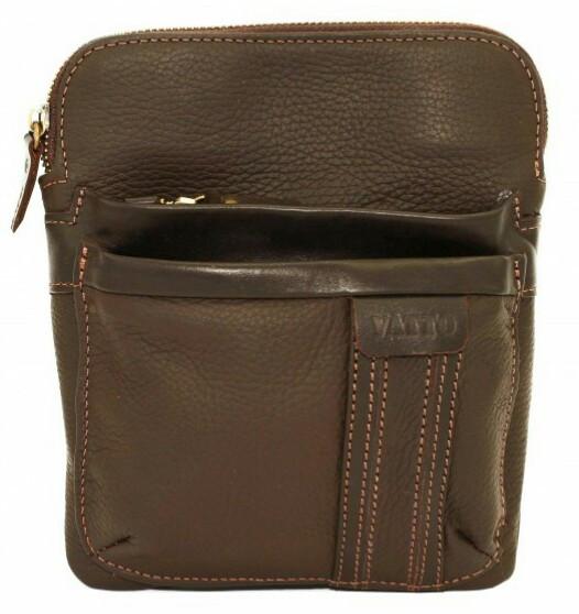 Мужская сумка VATTO MK54 F7KАZ400, из натуральной кожи