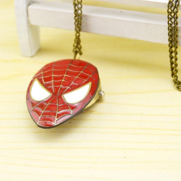 Часы Человек паук