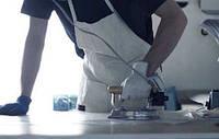 Как склеить пленку для теплицы