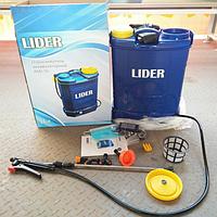 Опрыскиватель аккумуляторный Lider ASD-16 оригинал