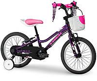 "Велосипед Trek Precaliber 16"" F/W Girl fiol 2019"