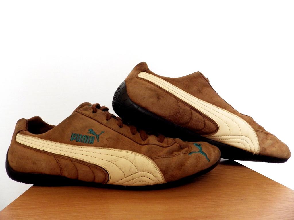 Мужские кроссовки Puma 100% Оригинал р-р 46 (30 см)  (б/у,сток) original пума