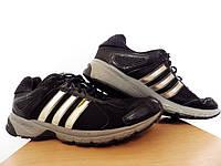 Мужские беговые кроссовки Adidas Duramo 5 M 100% Оригинал р-р 46 (29,5 см)  (б/у,сток) original адидас чёрные, фото 1