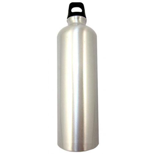 Фляга для воды алюминиевая 0,75л