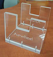 Акриловый демонтсрационный стенд для моноколеса Airwheel (01.08.M-00-L13-01A)