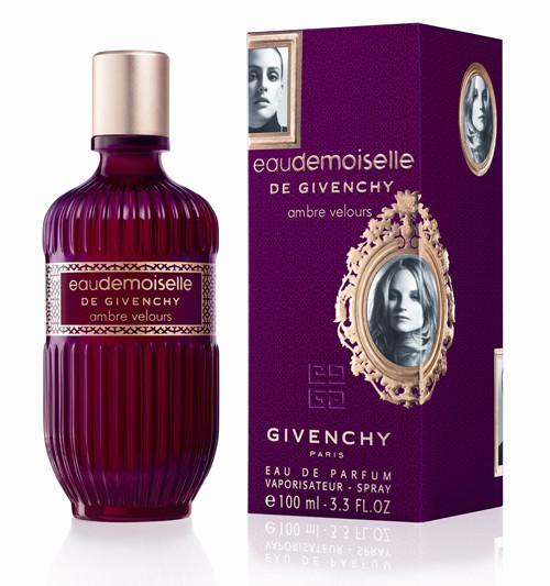 Givenchy Eaudemoiselle Ambre Velours edp 100ml (лиц.)