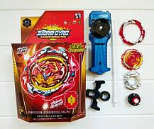Бейблейд Феникс В-117 красный Beyblade Revivie Phoenix SB - 5 сезон, фото 2