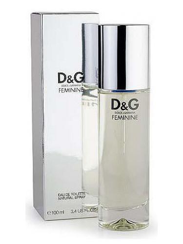 Dolce Gabbana Feminine EDT 100 ml (лиц.)