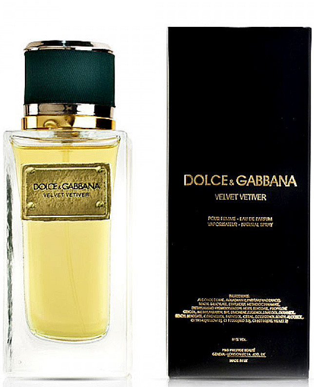 Dolce Gabbana Velvet Vetiver edt 100ml (лиц.)