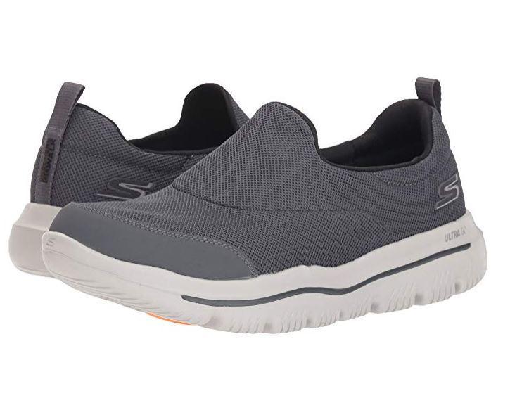 23160ddb Мужские слипоны,мокасины,туфли,кроссовки Skechers Go Walk Evolution Ultra  54730 р.