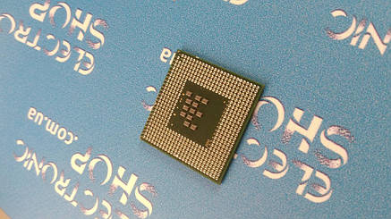 Процессор  intel 740 оригинал б.у., фото 2