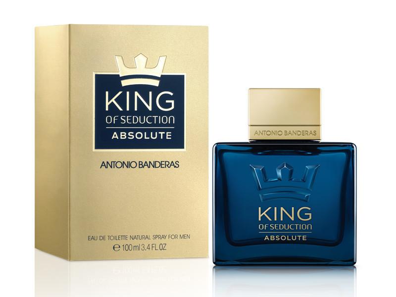 Antonio Banderas King Of Seduction Absolute edt 100ml (лиц.)