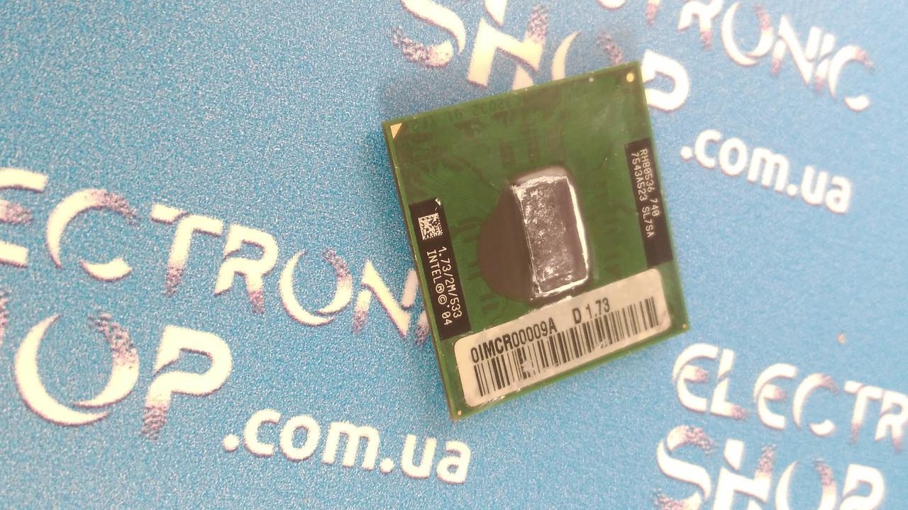 Процессор  intel 740 оригинал б.у.