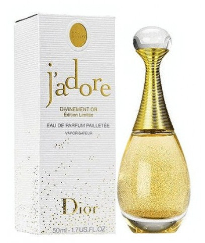 Christian Dior J`adore Divinement Or edp 100ml (лиц.)