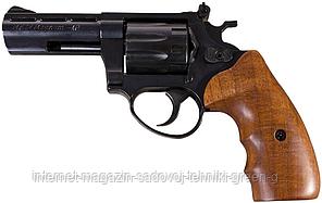 Револьвер Cuno Melcher ME 38 Magnum 4R (черный / дерево)