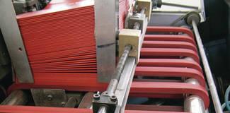 Транспортерні стрічки та приводні ремені/паси Habasit для поліграфії та паперової промисловості.