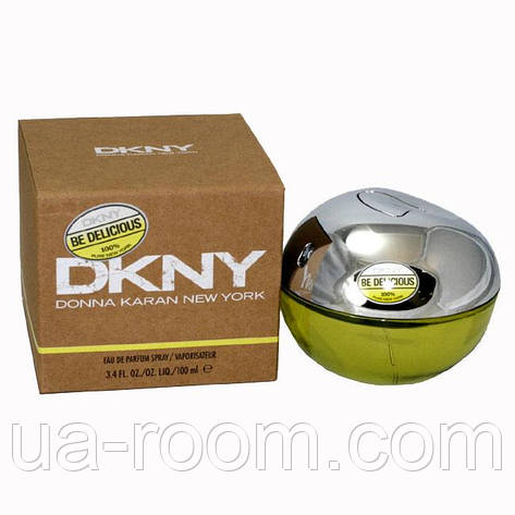 Donna Karan New York DKNY Be delicious, женская парфюмированная вода 100 мл. , фото 2