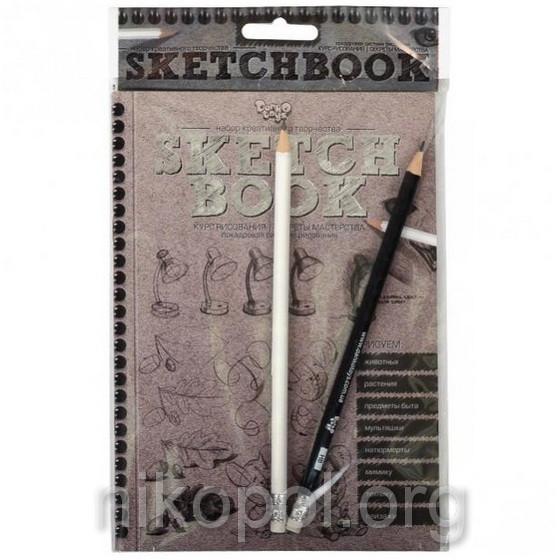 Курс рисования Sketchbook, на русском языке SB-01-01
