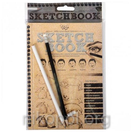 Курс рисования Sketchbook, на украинском языке SB-01-02