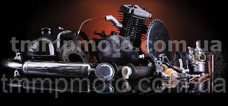 Веломотор оригинал / дырчик 80 см3 чёрный со стартером , фото 2