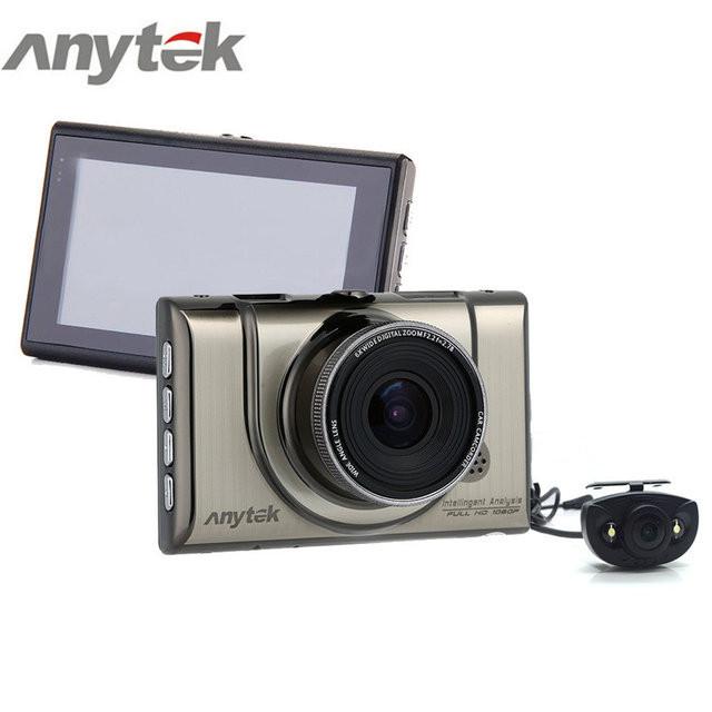 Автомобильный регистратор Anytek A-100, видеорегистратор PR5