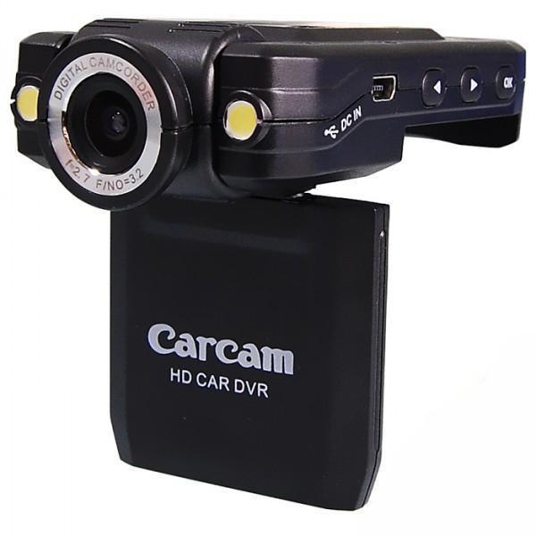 Автомобільний відеореєстратор DVR P5000