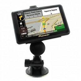 Автомобільний GPS навігатор 5508 PR5