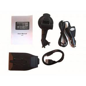 Автомобільний GPS навігатор 7011 BT PR5, фото 2