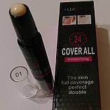 Консиллер для особи Huda Beauty Double Cover all moisturizing, фото 3
