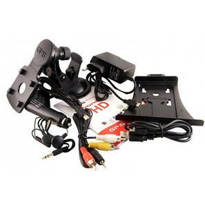 Автомобильный GPS навигатор 7308 DVR PR5, фото 2