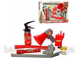 Набір пожежного дитячий F002