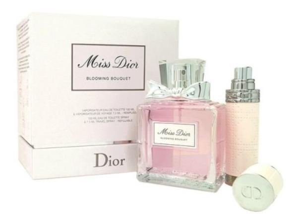 Подарочный набор Dior Miss Dior Blooming Bouquet (парфюм 100 ml и атомайзер 7,5 ml)