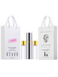 Bvlgari Omnia Crystalline edp 3штx15 ml - Trio Bag