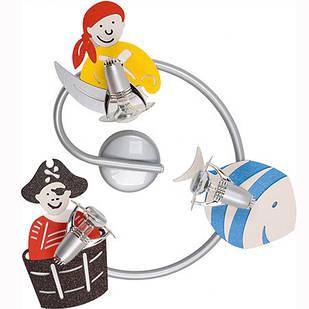 Спот для дитячої кімнати Pirate II spirala 4723 Nowodvorski