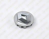 Колпачок колесного диска (R17/R18, для ступицы, 54mm) на Renault Koleos I — Renault (Оригинал) - 40342JY01A