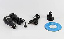 Автомобильный видеорегистратор DVR H900 + GPS PR5, фото 3