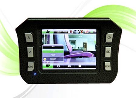 Автомобильный видеорегистратор DVR H900 + GPS PR5, фото 2