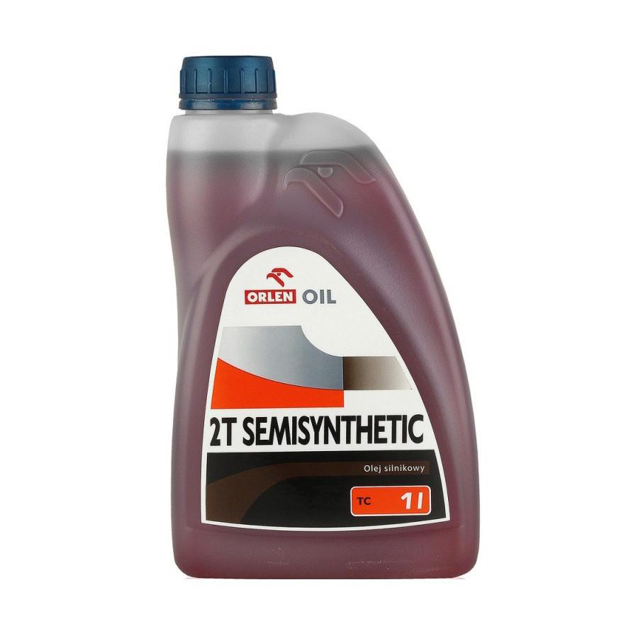 ORLEN Oil 2T Semisynthetic (c) 1л